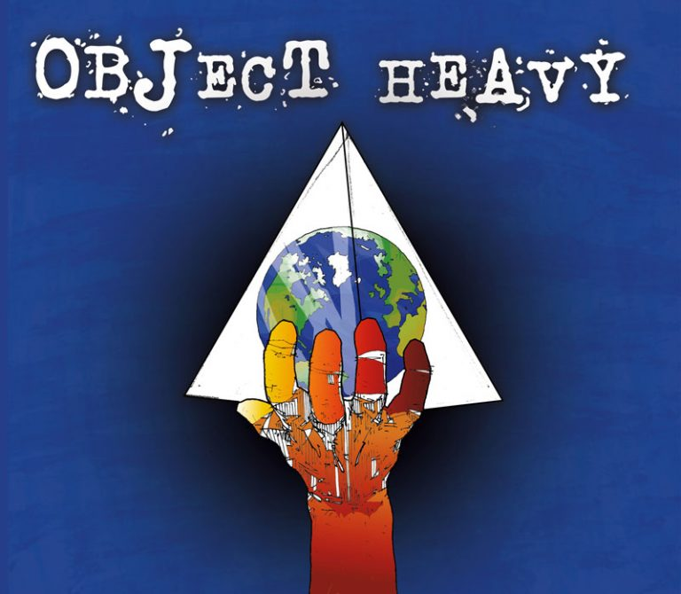 Object Heavy Live at the Talent Club on October 25, 2018