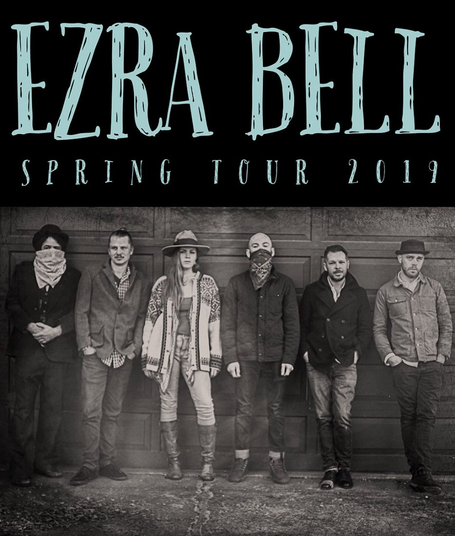 Ezra Bell plays live at the Talent Club on Wednesday May 29, 9 pm